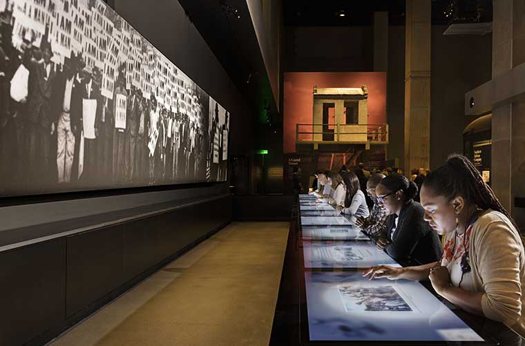 museu afro americano