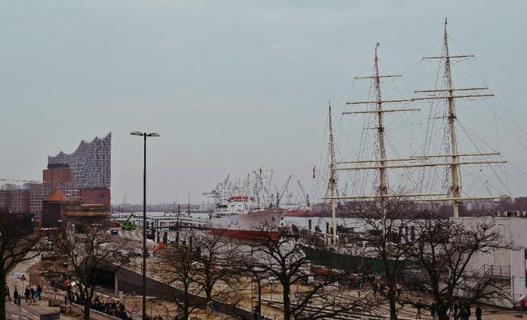 onde ficar em hamburgo porto