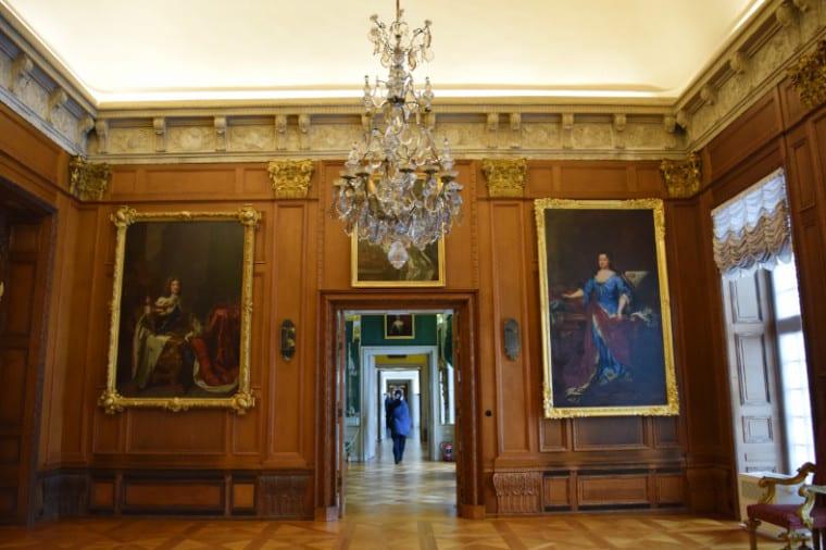 palacio de charlottenburg berlim 1