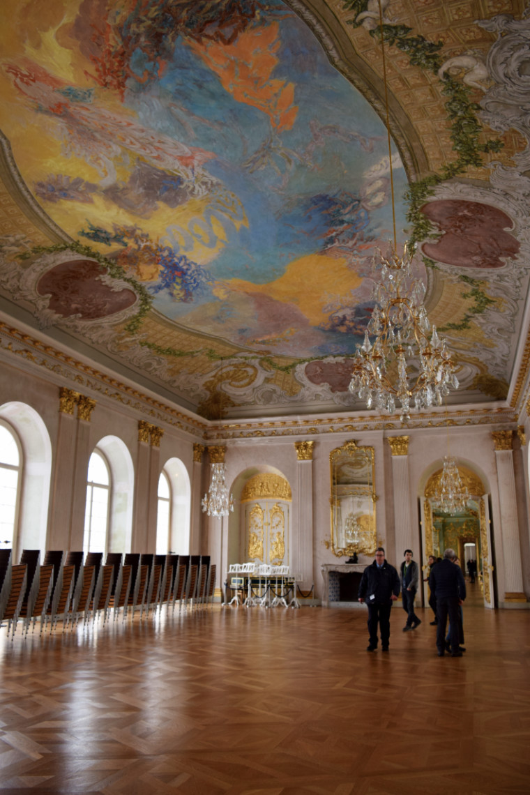 palacio de charlottenburg berlim