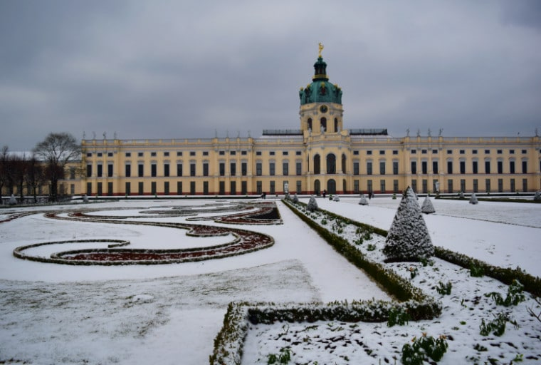 palacio de charlottenburg berlim 14