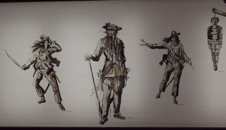 piratas histórias grandes viajantes
