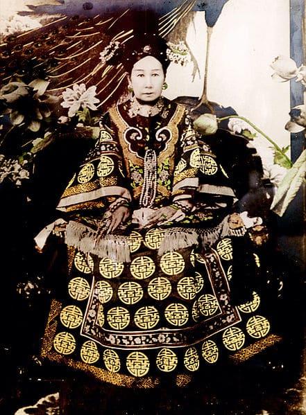 Cixi, rainha da China