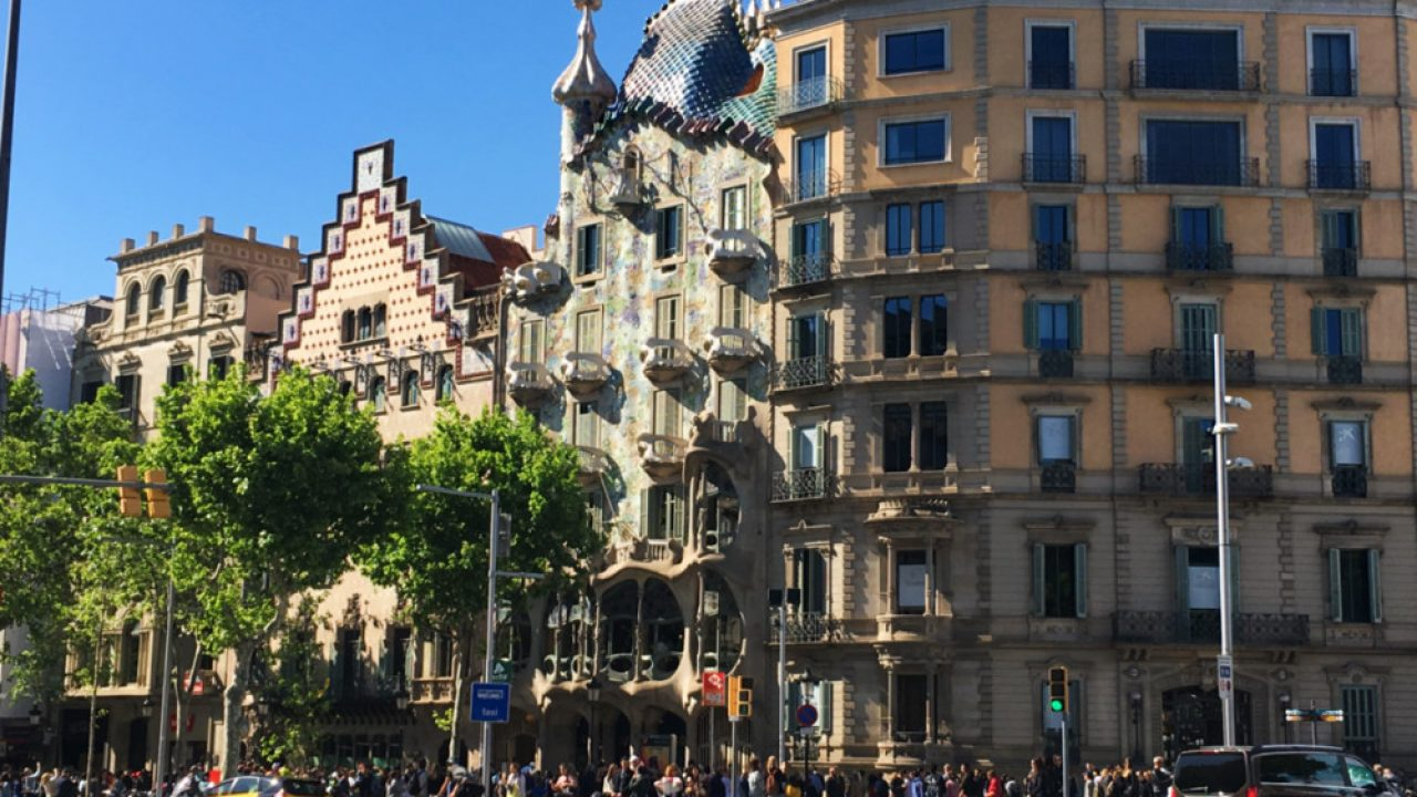 Casa Batllo Barcelona Tudo Sobre A Visita A Casa Dos Sonhos De Gaudi