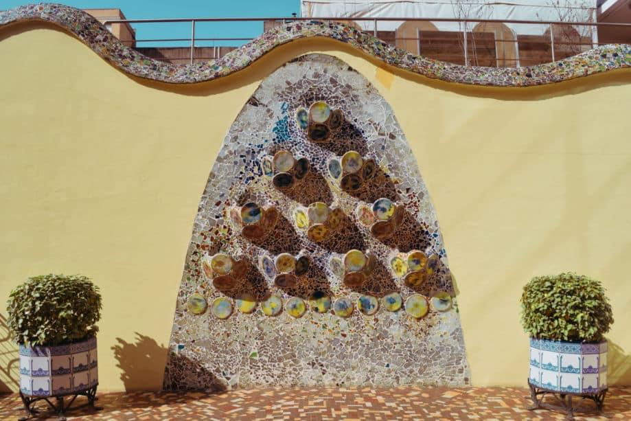 casa batllo barcelona jardim