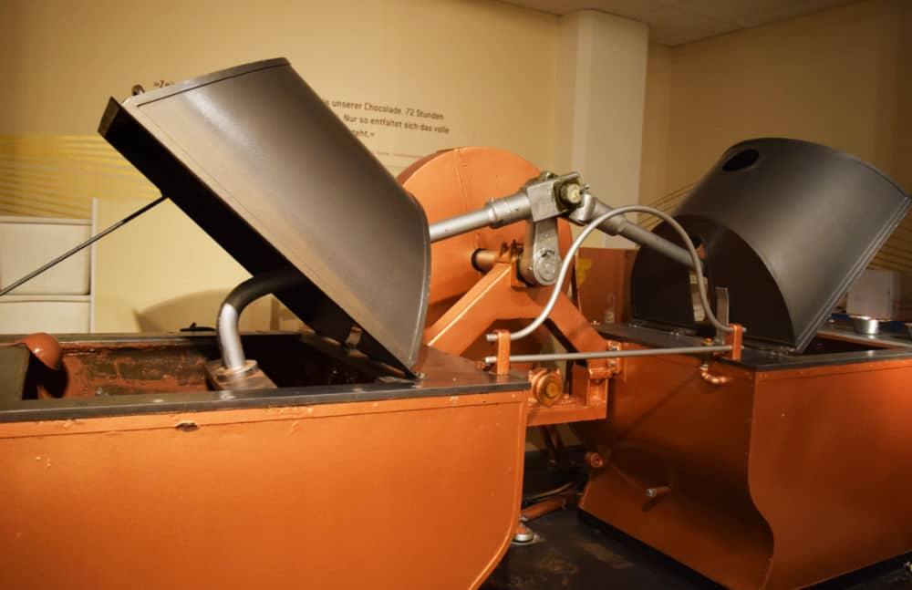 fabrica de chocolate lindt