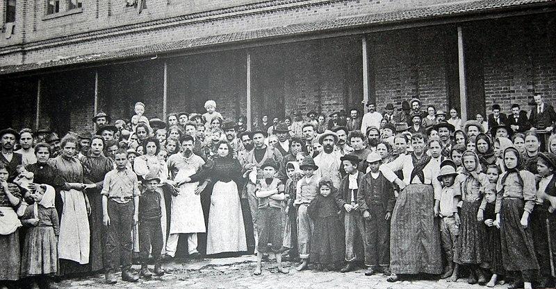 Imigrantes italianos em São Paulo