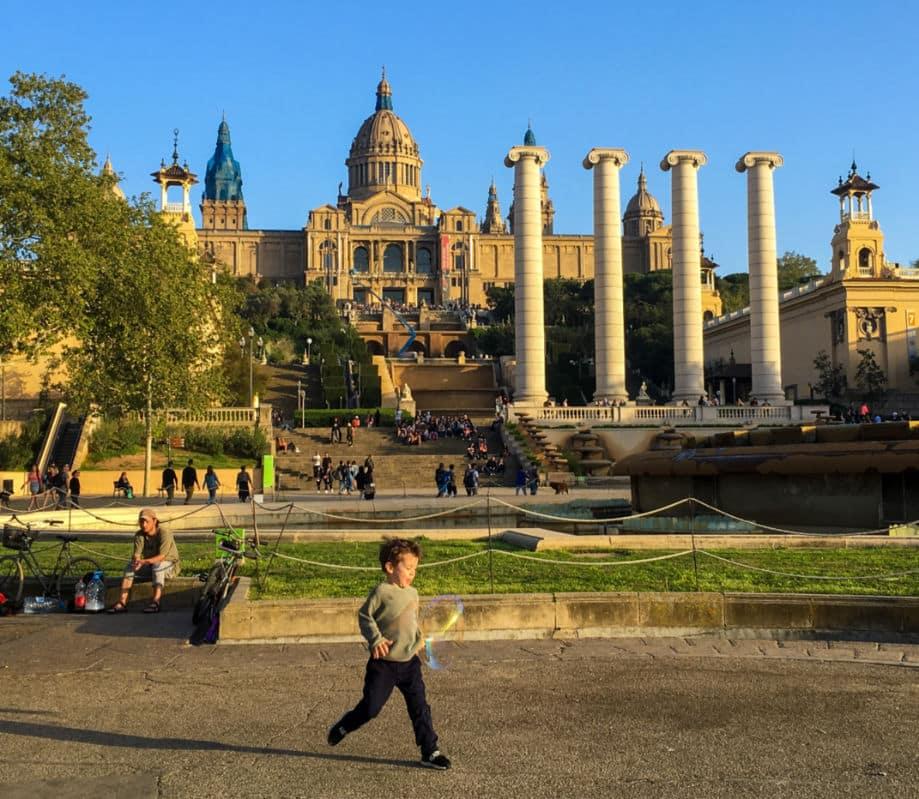 intercambio na espanha estudar espanhol em barcelona