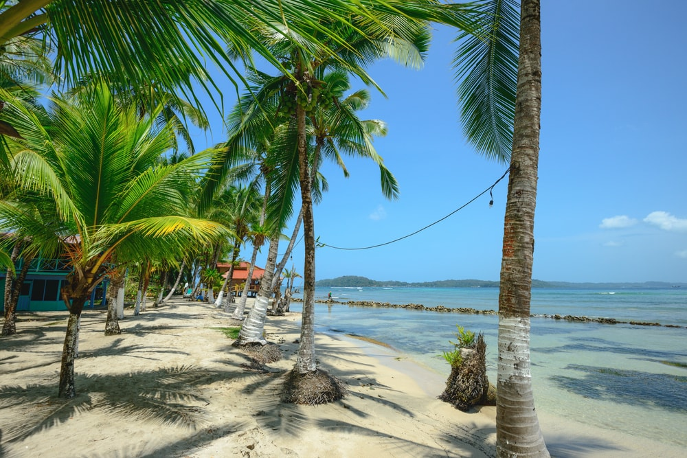 Isla Carenero - Bocas del Toro