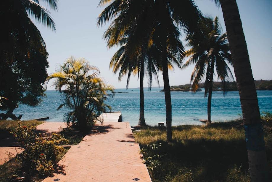 Orika, Isla Grande, Isla del Rosario