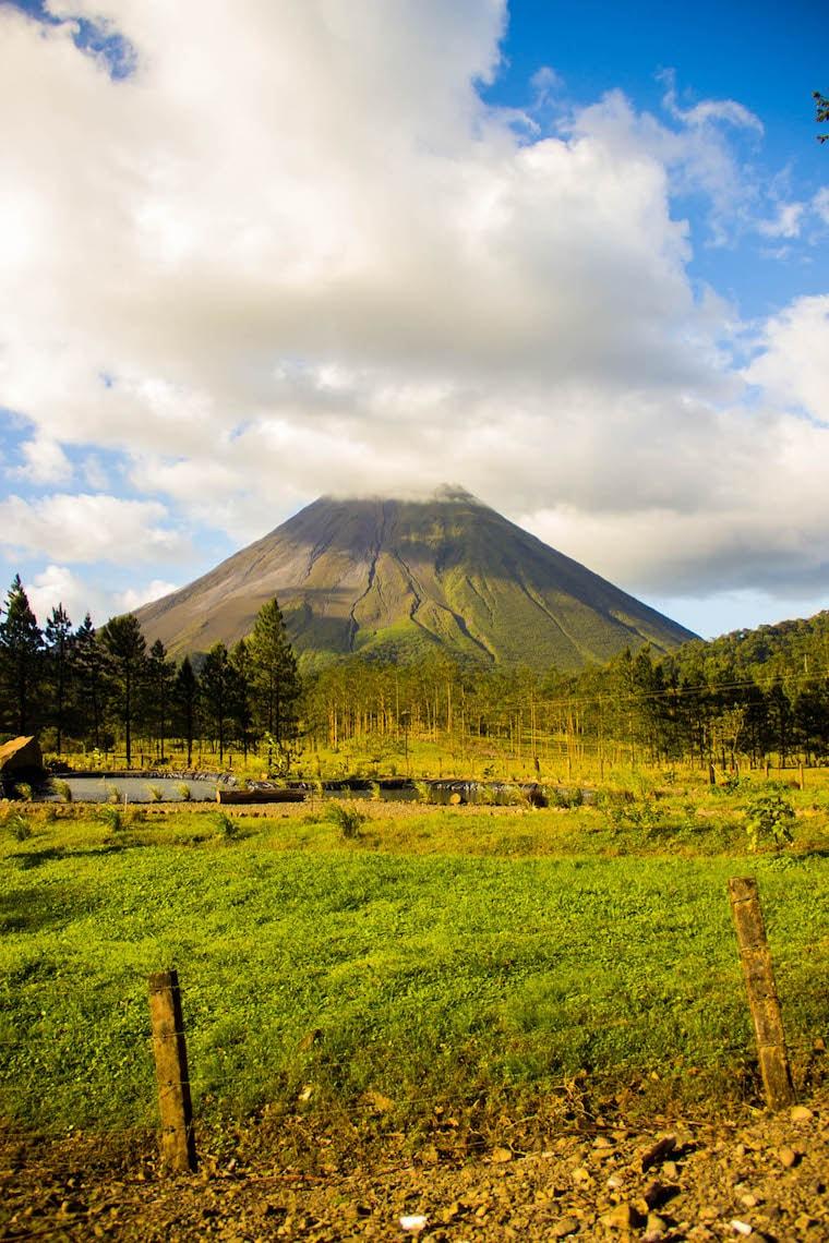 Vulcão Arenal, La Fortuna