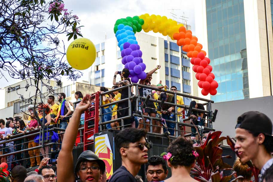 Parada LGBTI+ SP