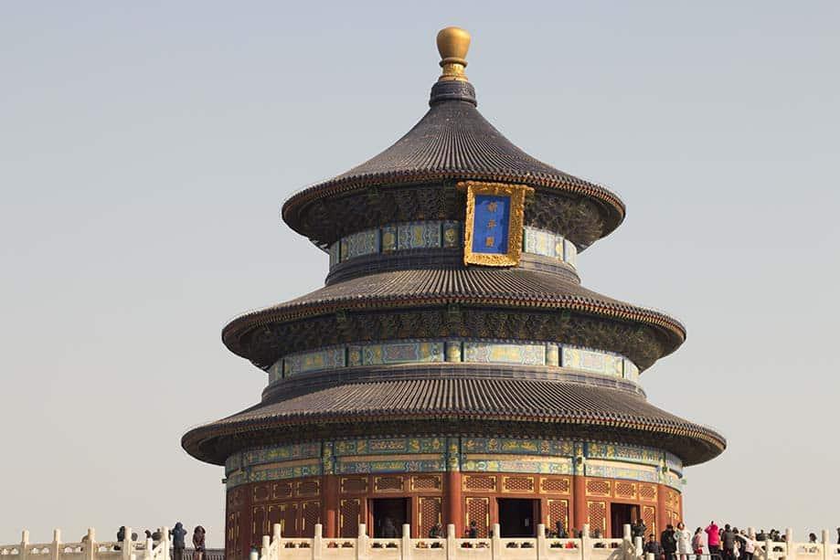 pontos turísticos em Pequim