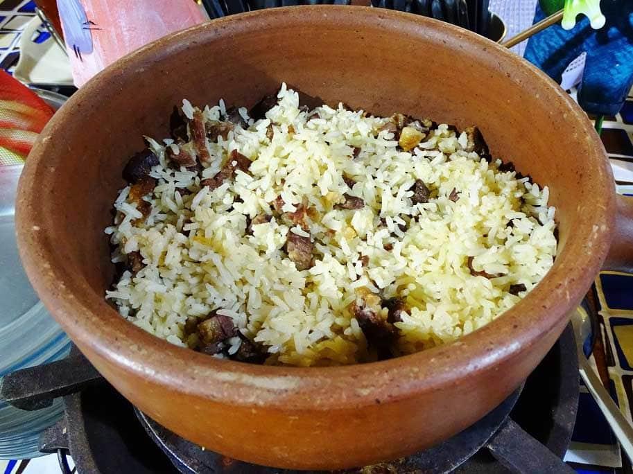 comida gaúcha