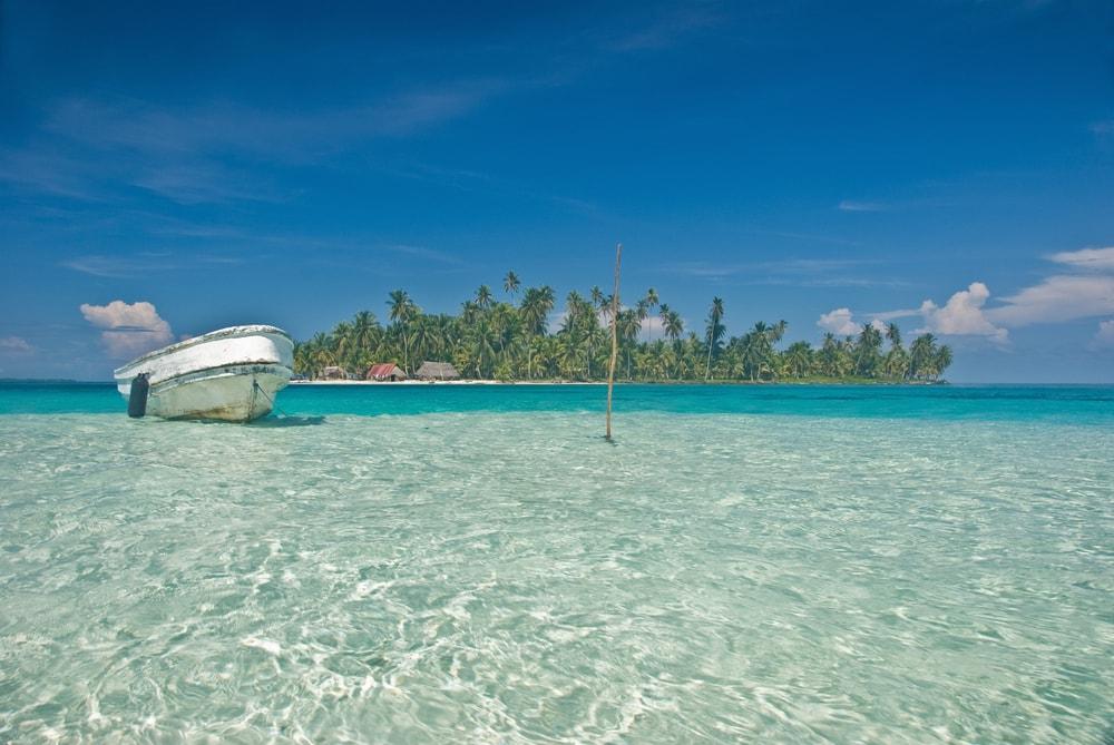 Arquipélago de San Blás pode ser engolido pelas águas graças ao aquecimento global