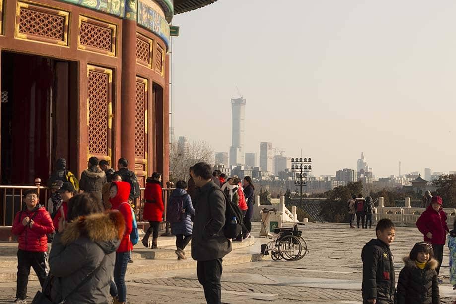Templo do Céu, China
