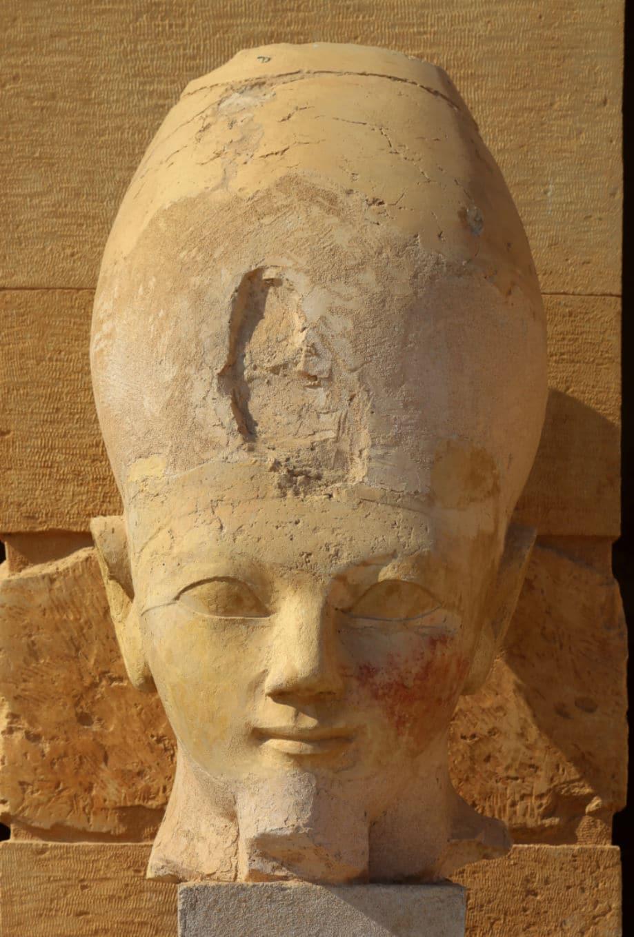 Hatchepsut rainha egito antigo farão