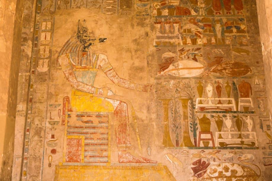 Hatchepsut rainha egito antigo relevo