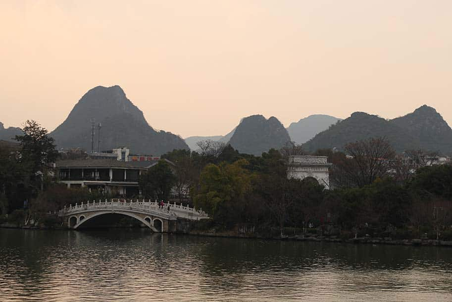 guilin roteiro china