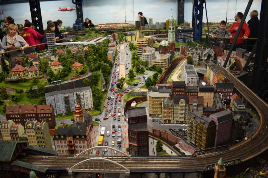 miniature wunderland hamburgo cidade