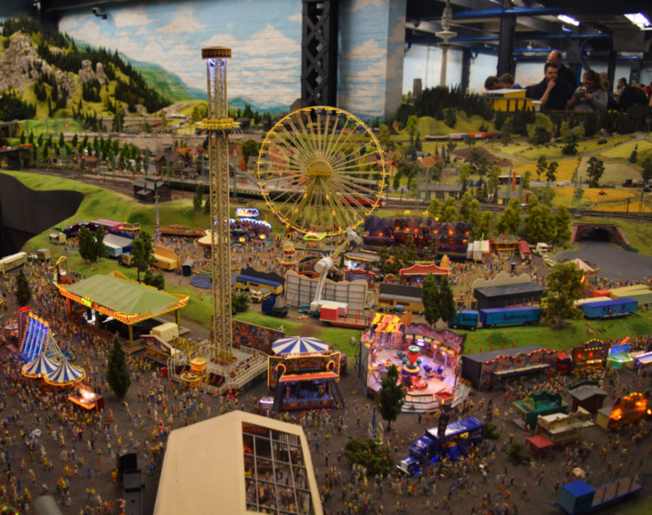 miniature wunderland hamburgo festival