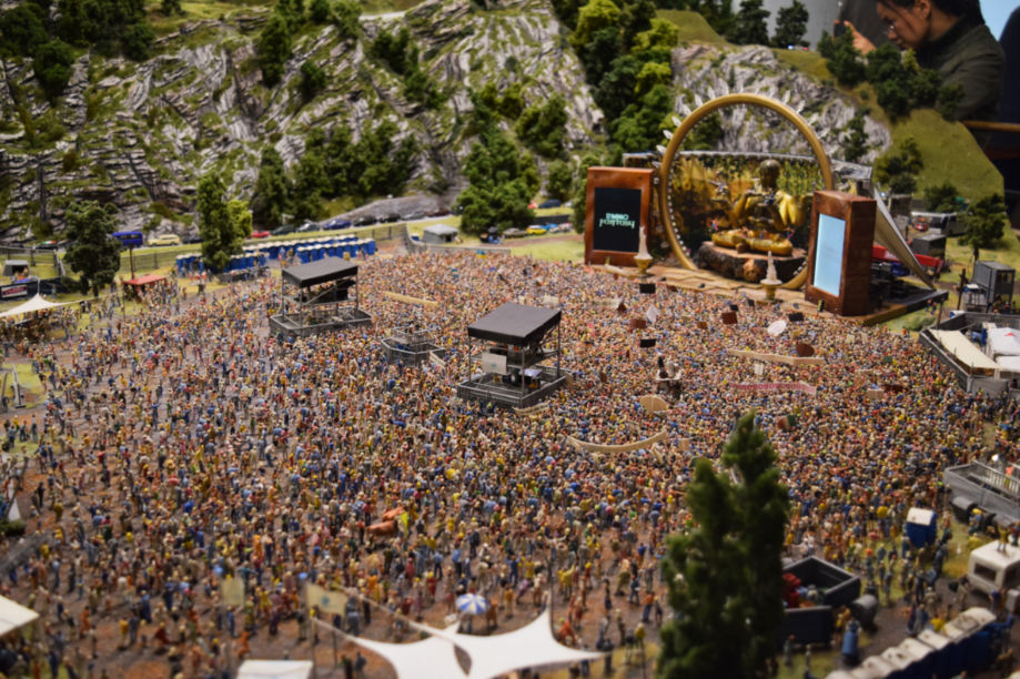 miniature wunderland show