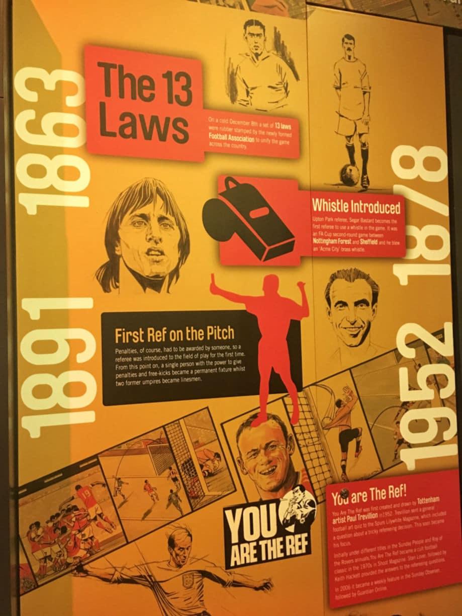 museu do futebol manchester vestiário
