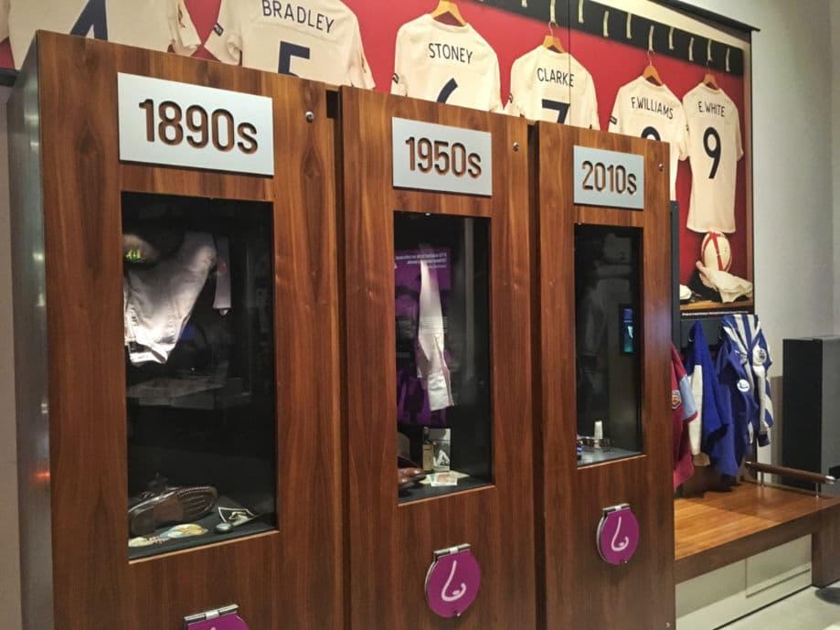 museu do futebol manchester