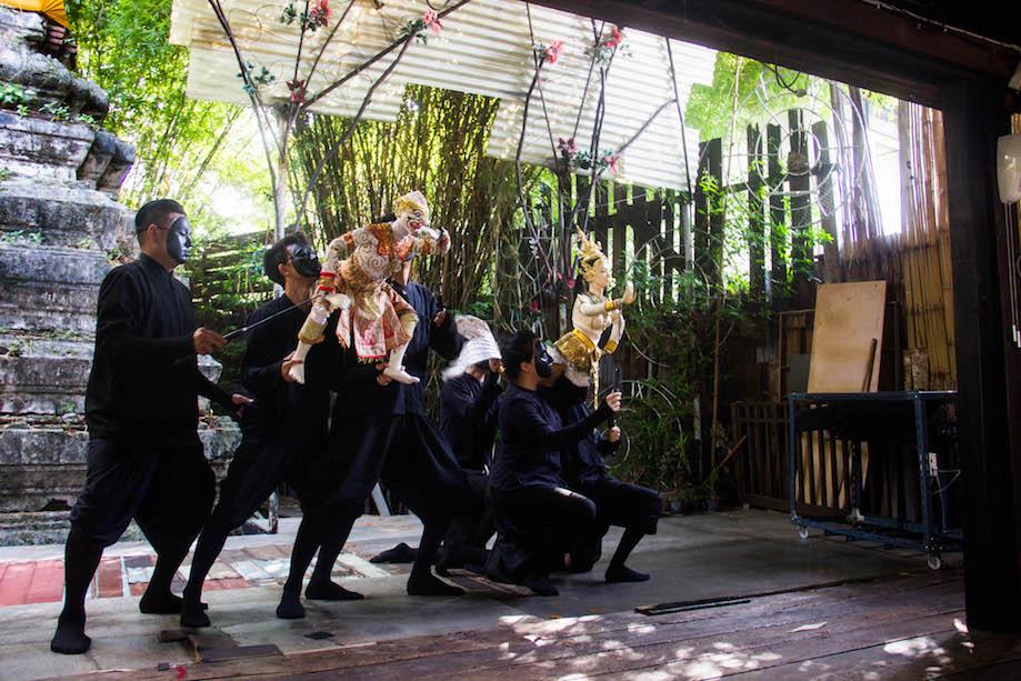 Casa do Artista: passeios alternativos em Bangkok