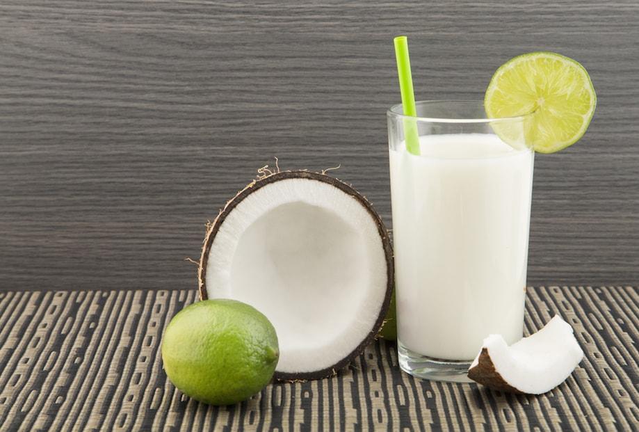 Comidas típicas da Colômbia: Limonada de Coco