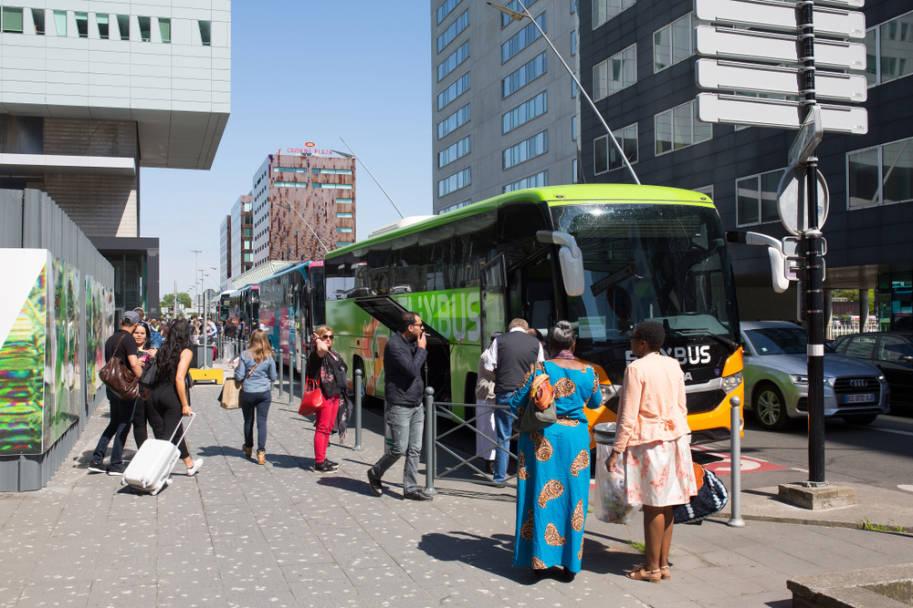 flixbus europa onibus low cost ponto