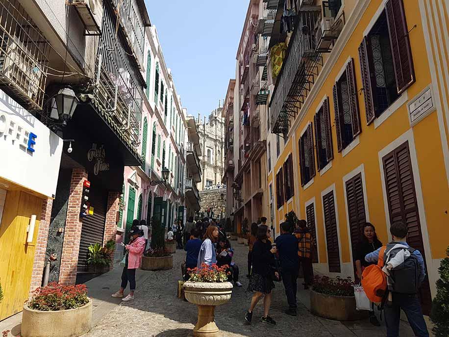 Macau pontos turísticos