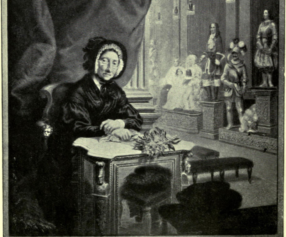 marie tussaud idosa historia