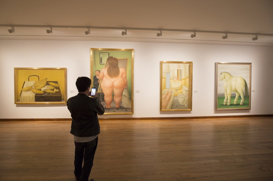 Museus de Bogotá: Museu Botero