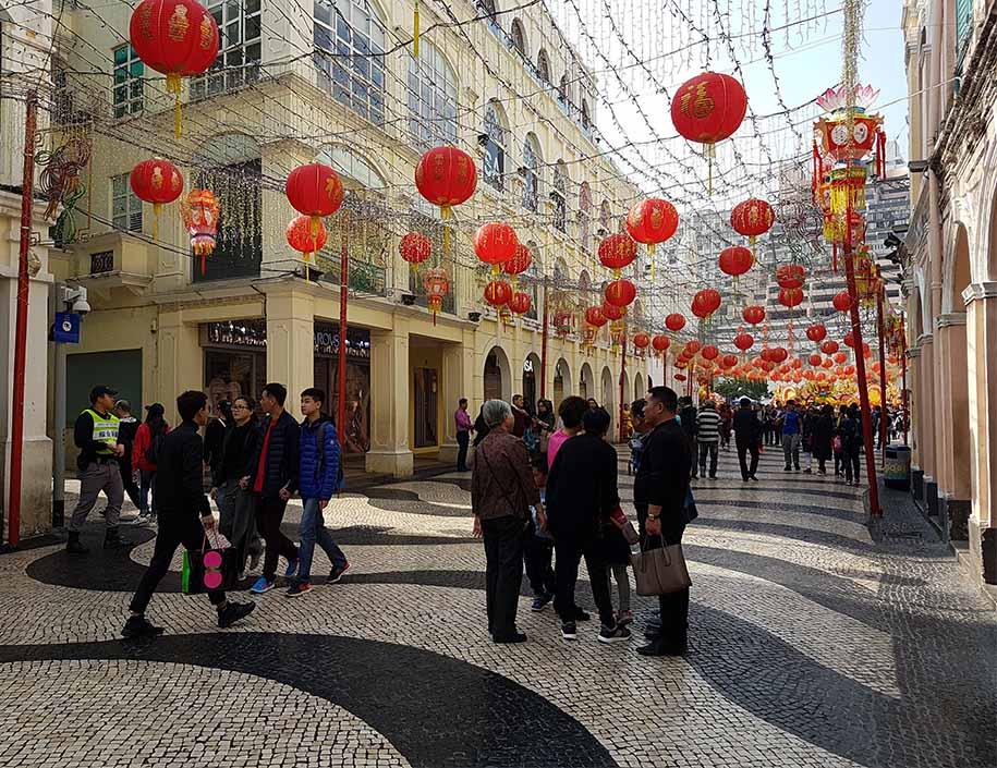 O que fazer em Macau, China