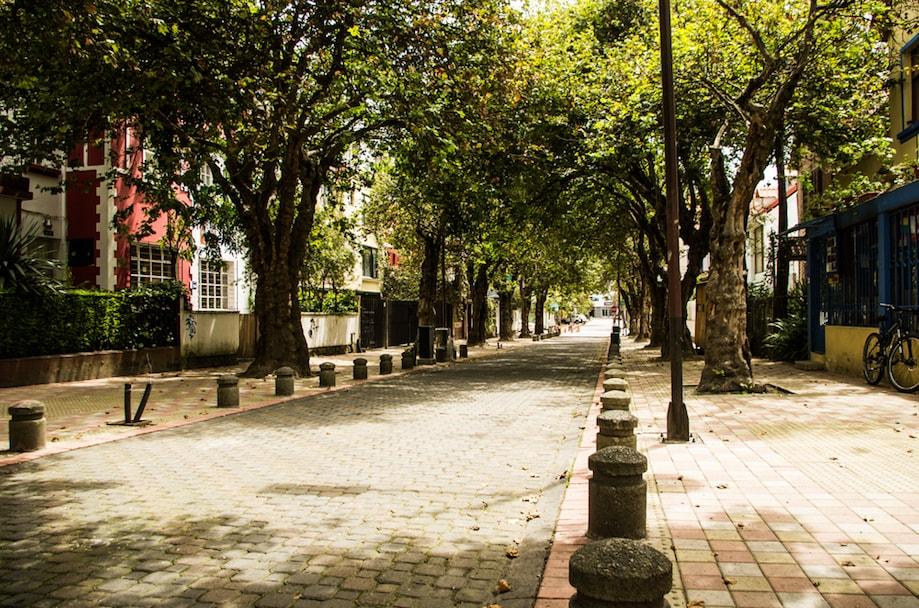Onde ficar em Quito: La Mariscal