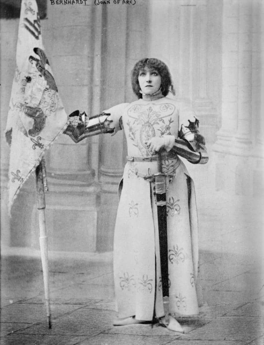sarah Bernhardt joan d arc