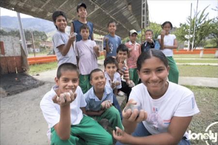 Tejo, esporte nacional da colombia