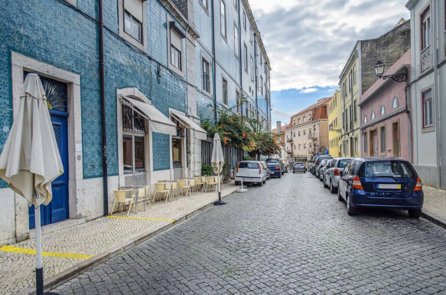 transporte em portugal aluguel de carro