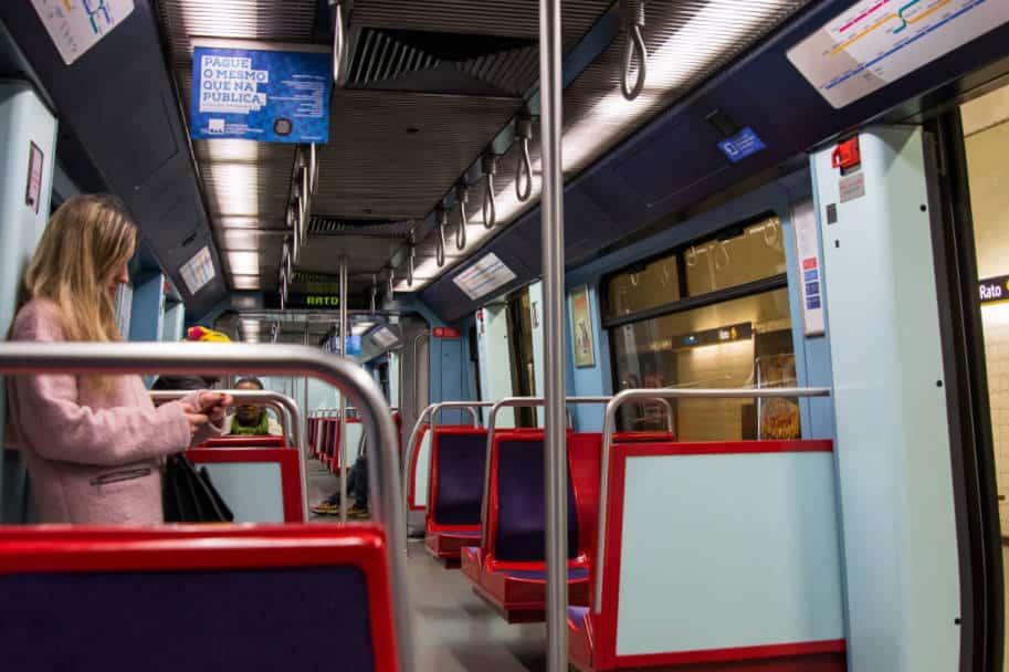 transporte em portugal metro lisboa