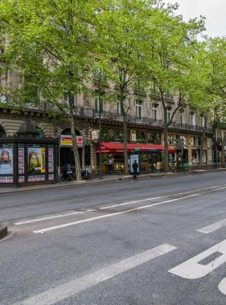 Boulevard des Capucines shutterstock_Por Alexey Broslavets