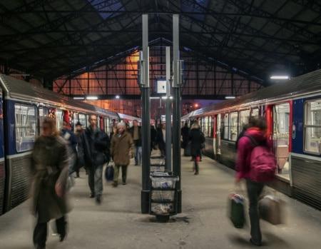 Gare paris shutterstock_Por BalkansCat