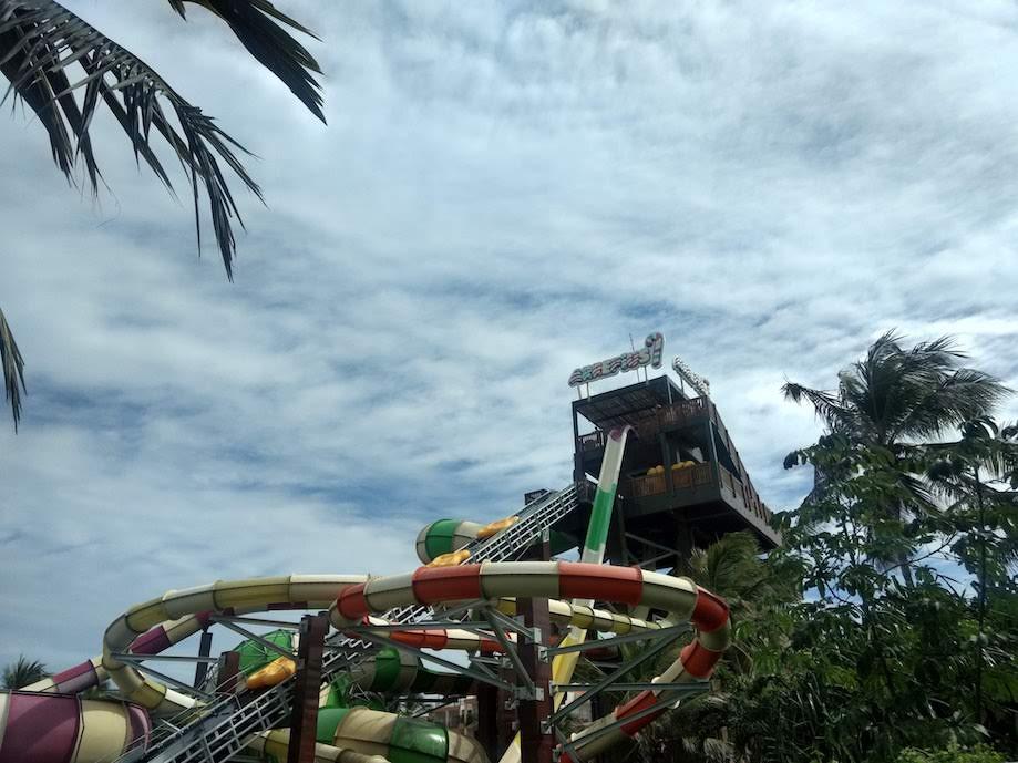 Beach Park: toboágua arrepius