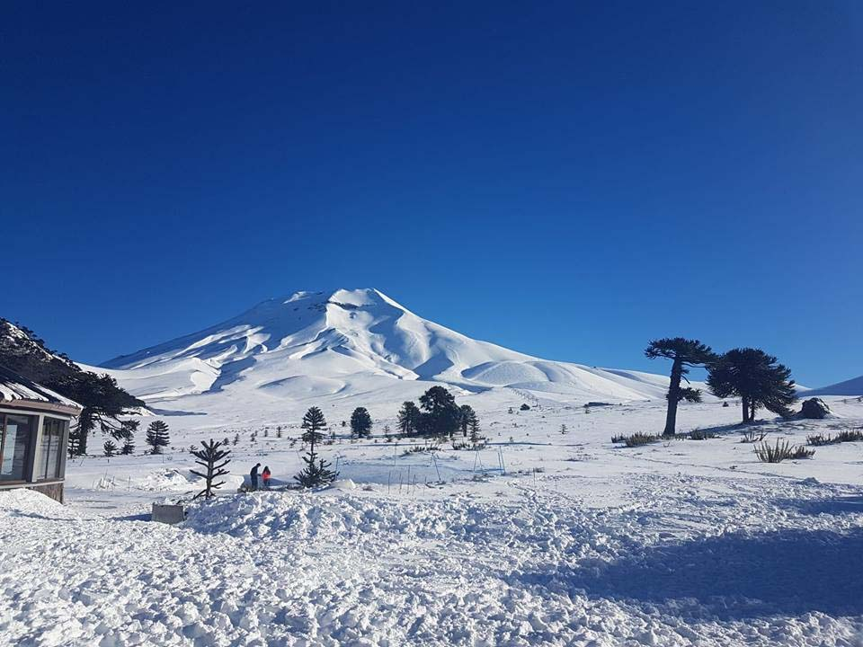 Chile no inverno