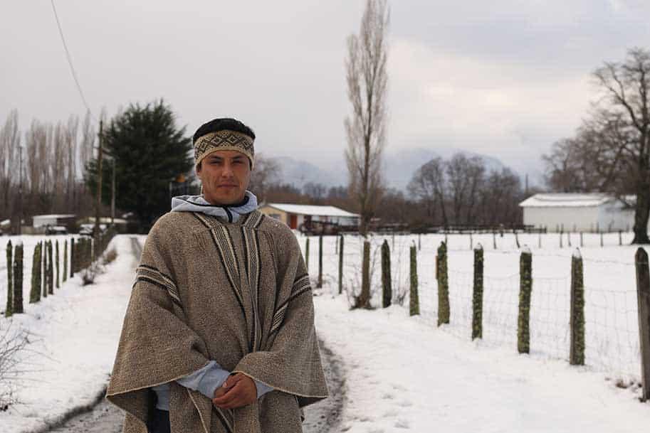 Mapuche, Chile