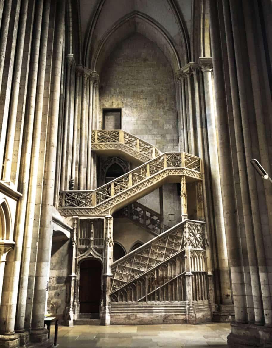 o que fazer em rouen franca catedral 3