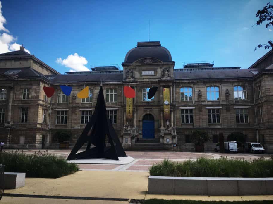 o que fazer em rouen franca museu belas artes