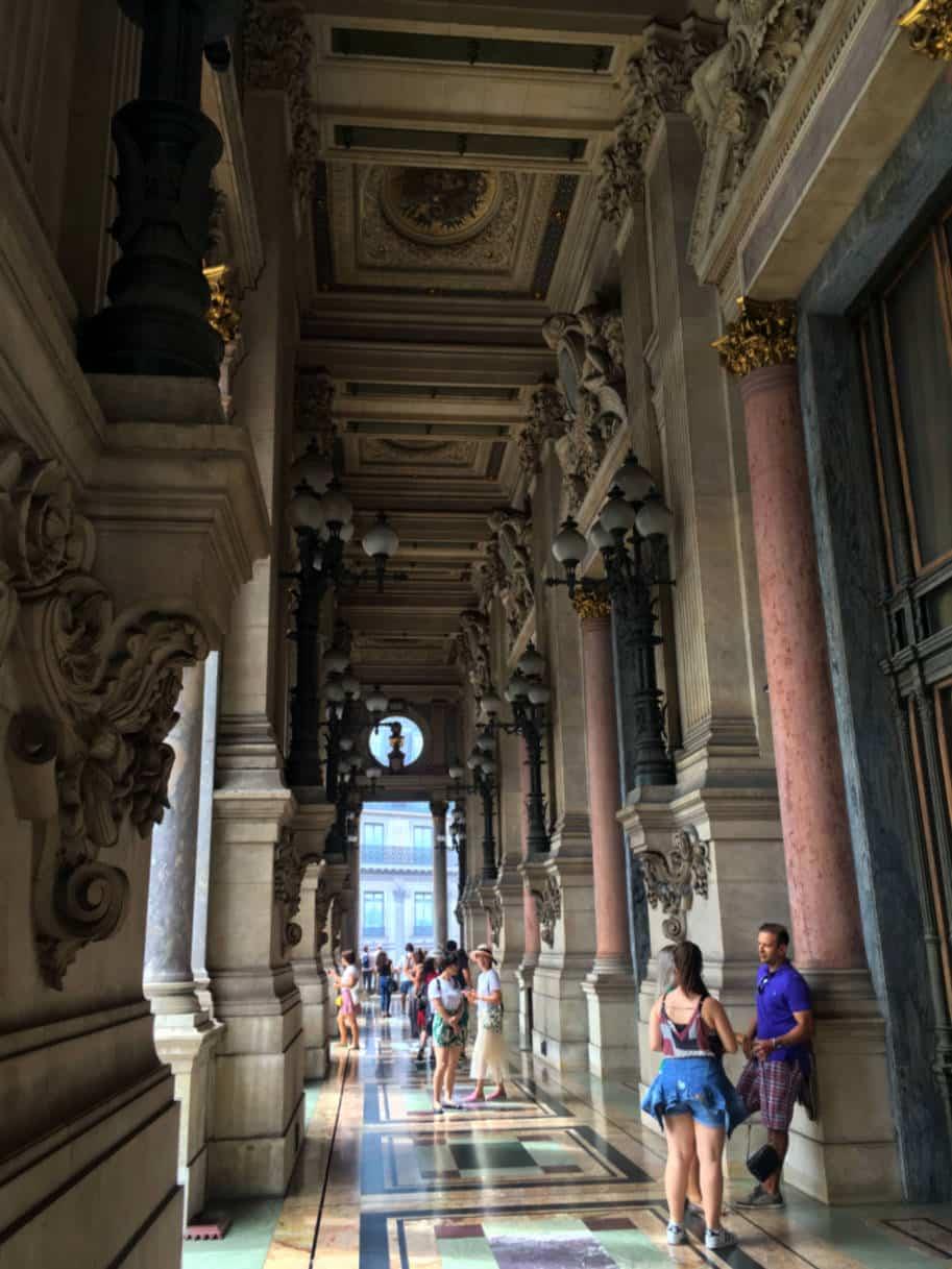 opera garnier paris varanda