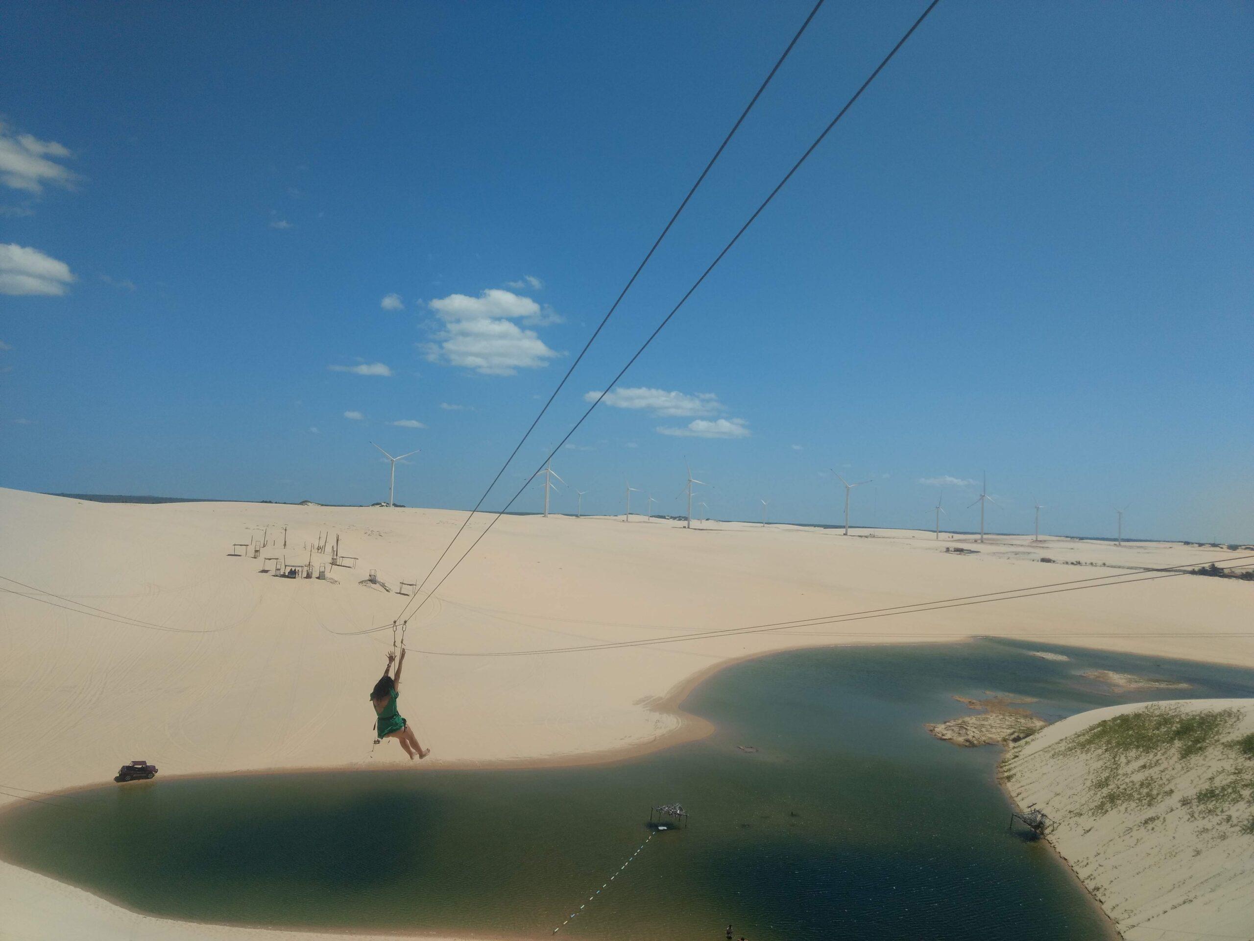 Rota das Falésias, Ceará