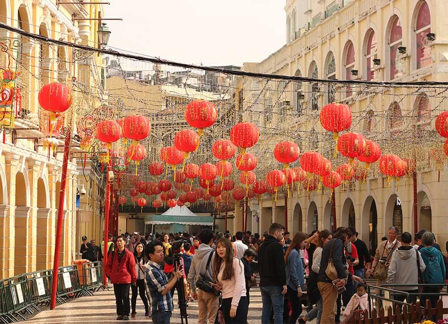 Macau e Portugall